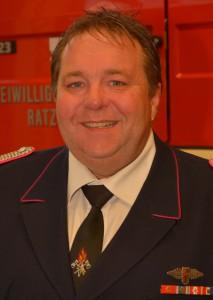 Der heutige Zugführer Klaus-Dieter Ruth zählte 1975 zu den Gründungsmitgliedern der Ratzeburger Jugendfeuerwehr