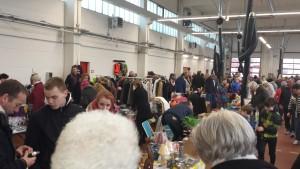 Der 2. große Hallenflohmarkt in den Hallen der FF Ratzeburg